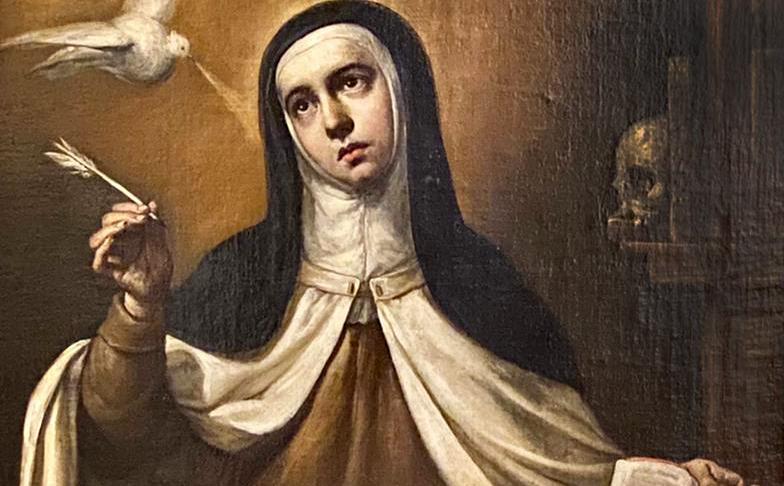 Teresa von Ávila – 50 Jahre Kirchenlehrerin