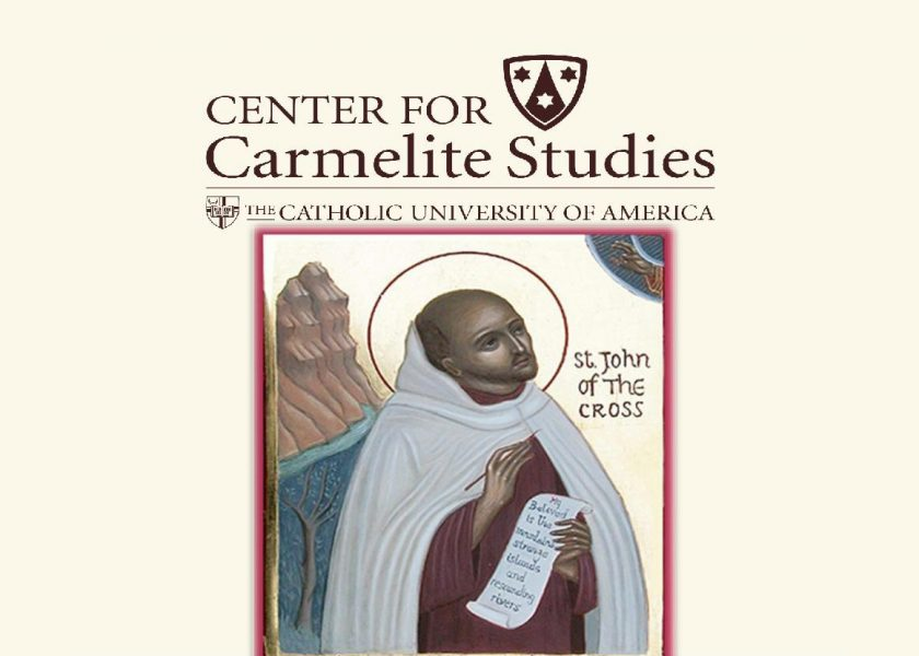 Inauguration of the Chair of Carmelite Studies