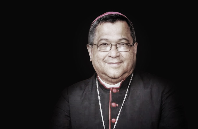 Cástor Oswaldo Azuaje Pérez, O.C.D., Bishop of the Diocese of Trujillo, Venezuela, died Friday morning 8 January 2021 in Valera (Trujillo)