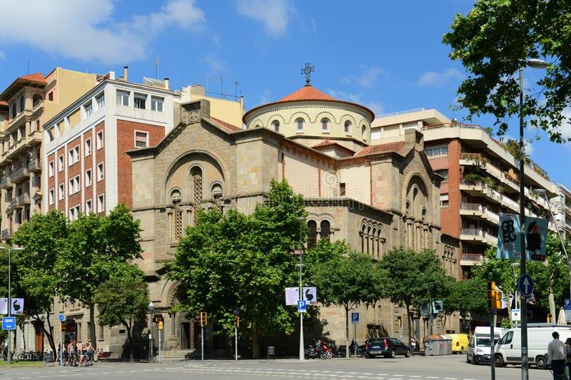 Centenário em Barcelona