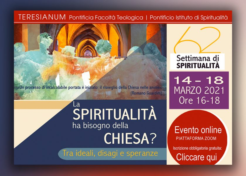 Spirituality Week at the Teresianum